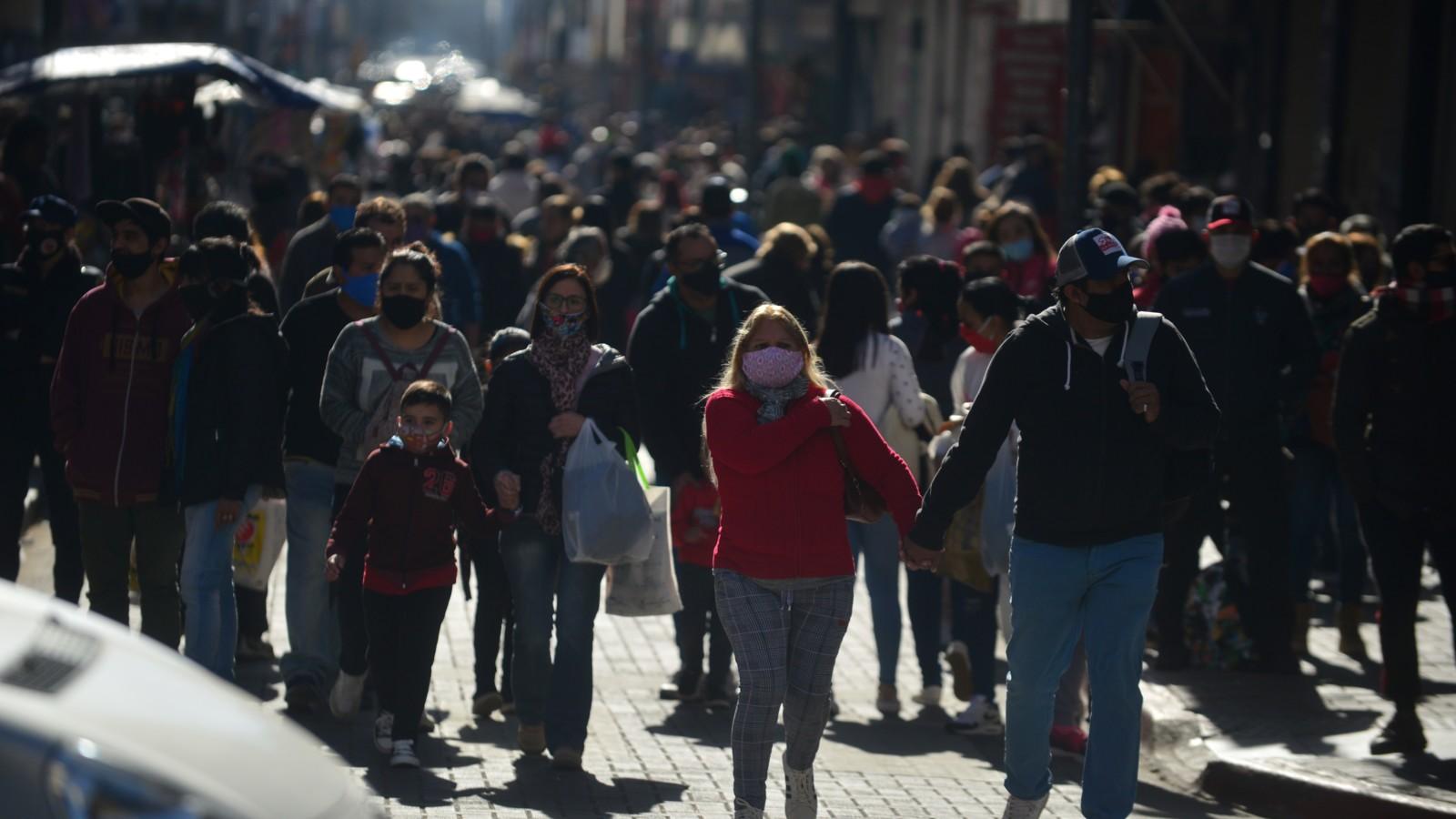 La provincia de Córdoba pasará a fase de distanciamiento social en pocos días