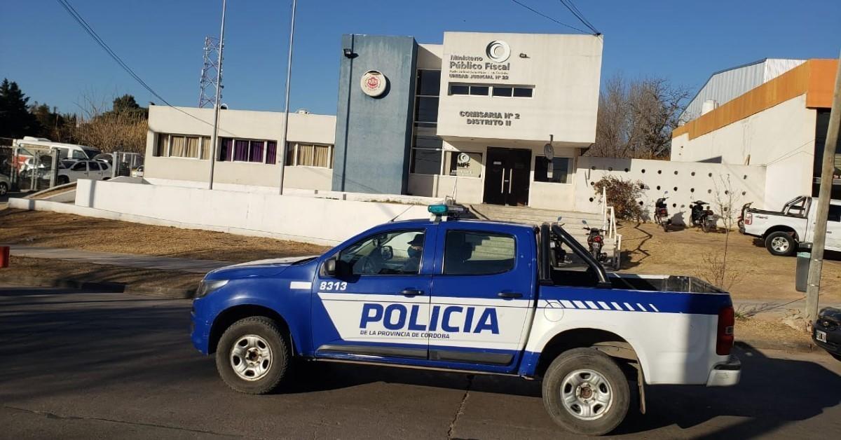 Un policía dio positivo de coronavirus en una comisaría de calle Duarte Quirós