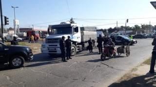 49caa37cebf La arrojaron de una moto en movimiento para robarle: está internada ...