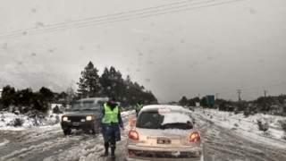 Pronosticaron fuertes vientos y lluvia este fin de semana en Bariloche