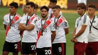 Rodolfo D'Onofrio confirmó que River comprará a Jorge Carrascal
