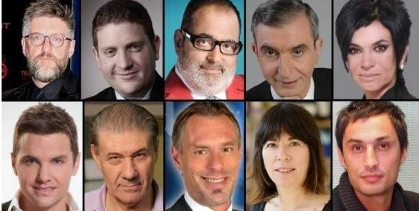 El Ranking De Los Diez Periodistas Políticos Más Creíbles En