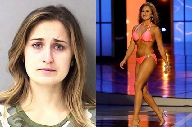 Rumbos Ex Miss Kentucky Es Acusada De Enviar Fotos Desnuda A Un Menor