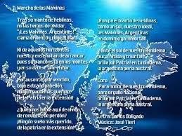 La Marcha De Malvinas Historia De Su Creacion Via Malvinas