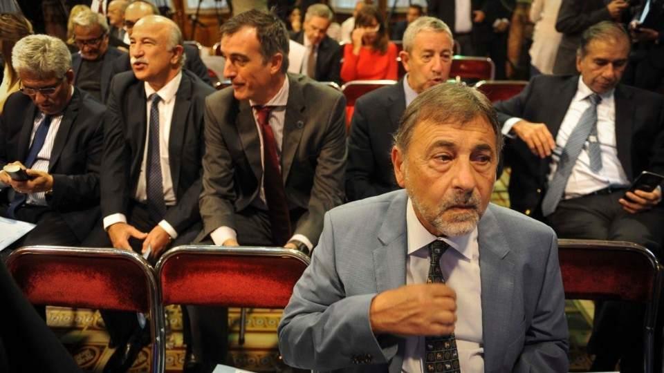 Resultado de imagen para El cordobés Carlos Caserio será el reemplazante de Pichetto en el Senado