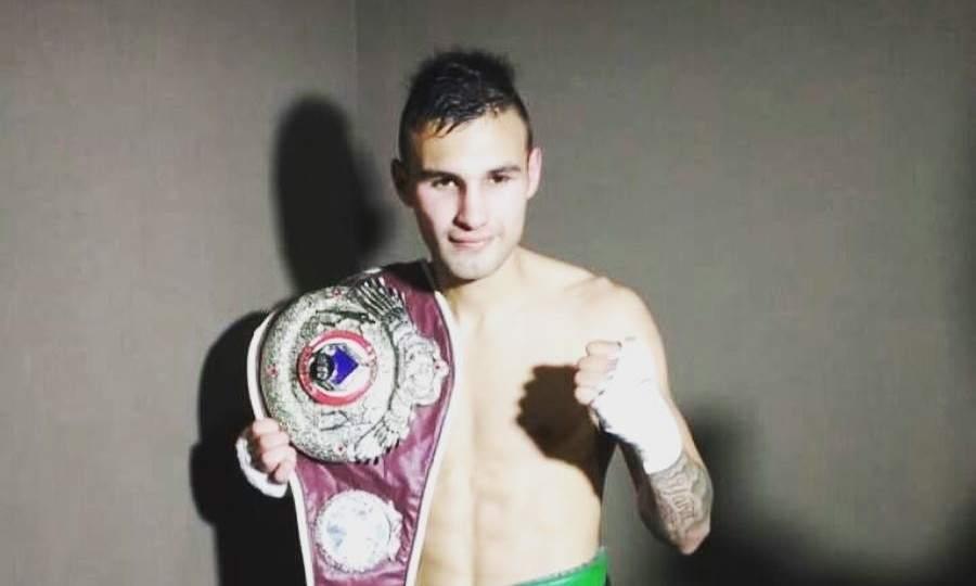 Resultado de imagen para boxeador hugo santillan
