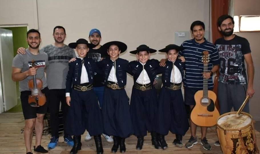 La Academia El Fortín de Tránsito logró el campeonato provincial de Malambo - Vía País