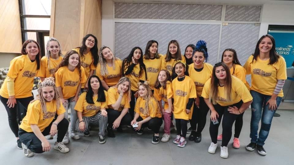 La academia Ritmo Sur competirá en la Dance World Cup - Vía País