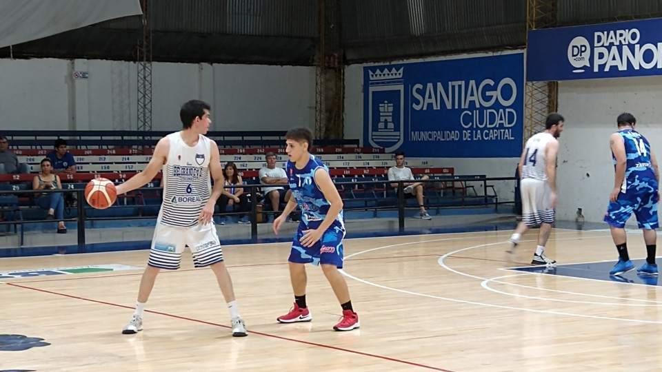 Torneo Federal: Belgrano perdió ante Nicolás Avellaneda en Santiago del Estero - Vía País