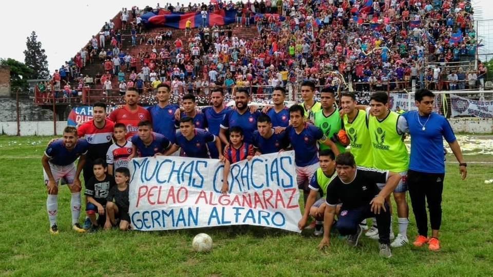Liga Tucumana: San Lorenzo de Delfín Gallo asciende a Primera División - Vía País