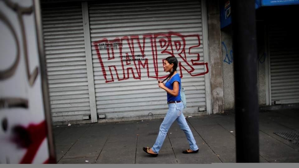 Resultado de imagen para negocios cerrados en venezuela
