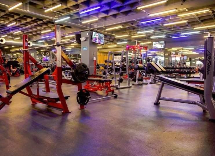 Rutina de ejercicios para bajar de peso en gimnasio colombo
