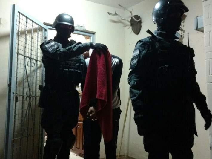 81b7be36a La Falda: la FPA desbarató una banda de narcomenudeo | Vía Córdoba