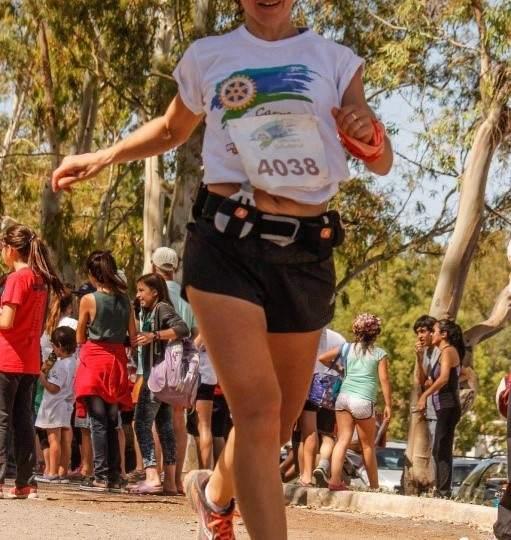 Tercera edición de la carrera solidaria Rotary Run 2017 en