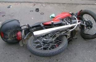 Muere motociclista en accidente de tránsito en Luján   Vía