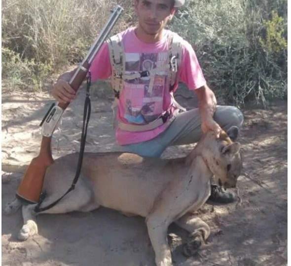 f1a317482aede Buscan a un cazador de pumas en Santa Rosa | Vía Mendoza