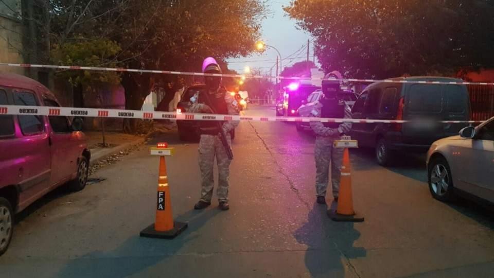 6dff05aac Secuestran más de 200 dosis de cocaína en Bell Ville y detuvieron a ...
