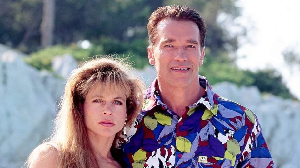 Rumbos La Foto De Arnold Schwarzenegger Y Linda Hamilton Que Se