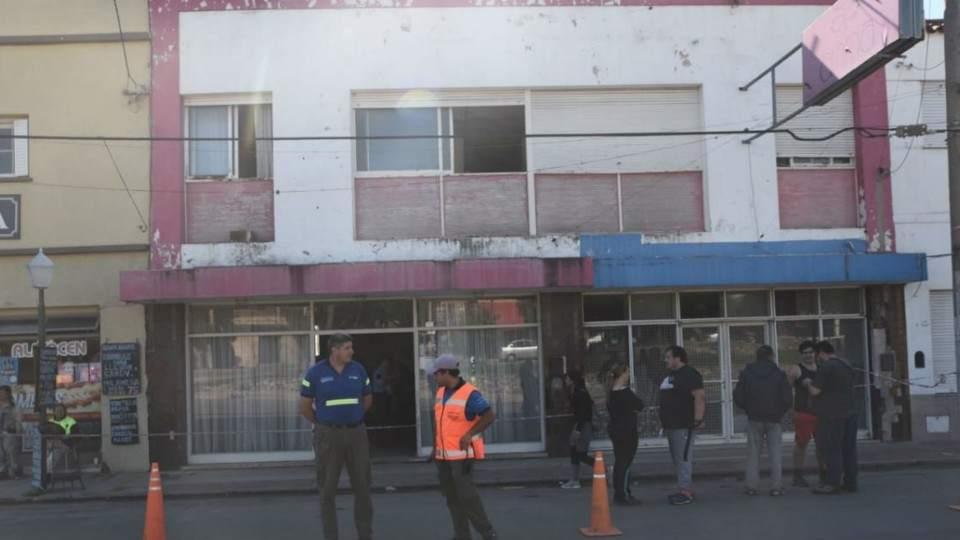 e021ea4ce Falleció un hombre por un incendio en un hotel de La Falda   Vía Córdoba