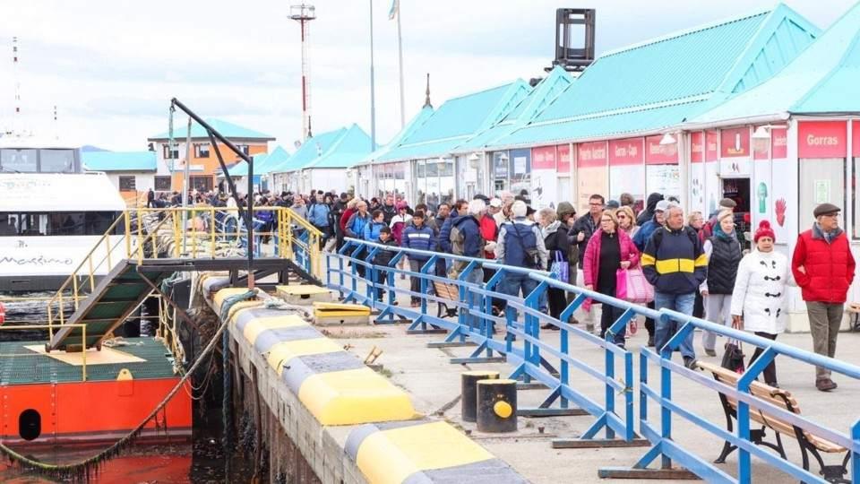 Catamaranes Una De Las Opciones Mas Elegidas Por El Turismo En