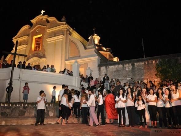 f1918f3c9d1a Agenda religiosa para Semana Santa en Alta Gracia | Vía Alta Gracia