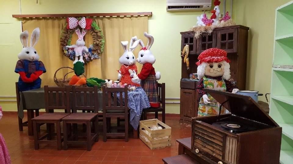 0a678b6648c La fantasía de los conejos de Pascua en Alem   Vía Posadas