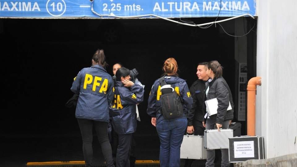 Así Encontraron En Tres Horas El Auto De Los Atacantes De Olivares