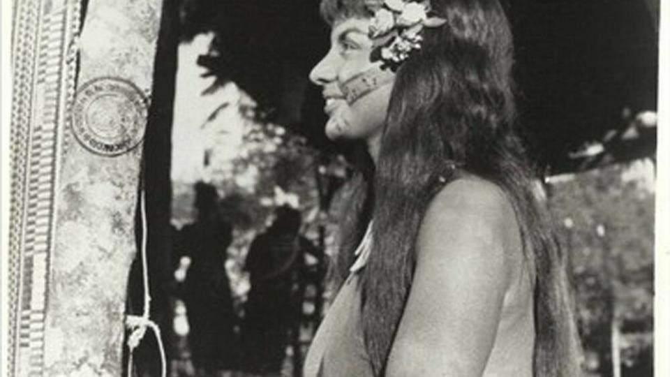 Isabel Sarli Las Cataratas Del Iguazú Y El Embrujo Del Pombero