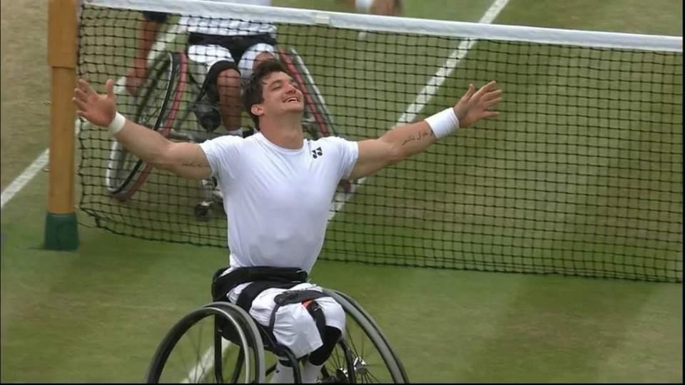 Gustavo Slam Campeón En Tercer Fernández Su WimbledonSuma Grand VqMLUzpjSG