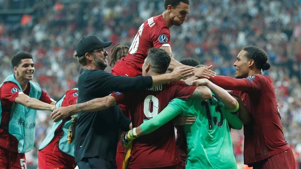 Liverpool le ganó a Chelsea por penales y se quedó con la Supercopa de Europa