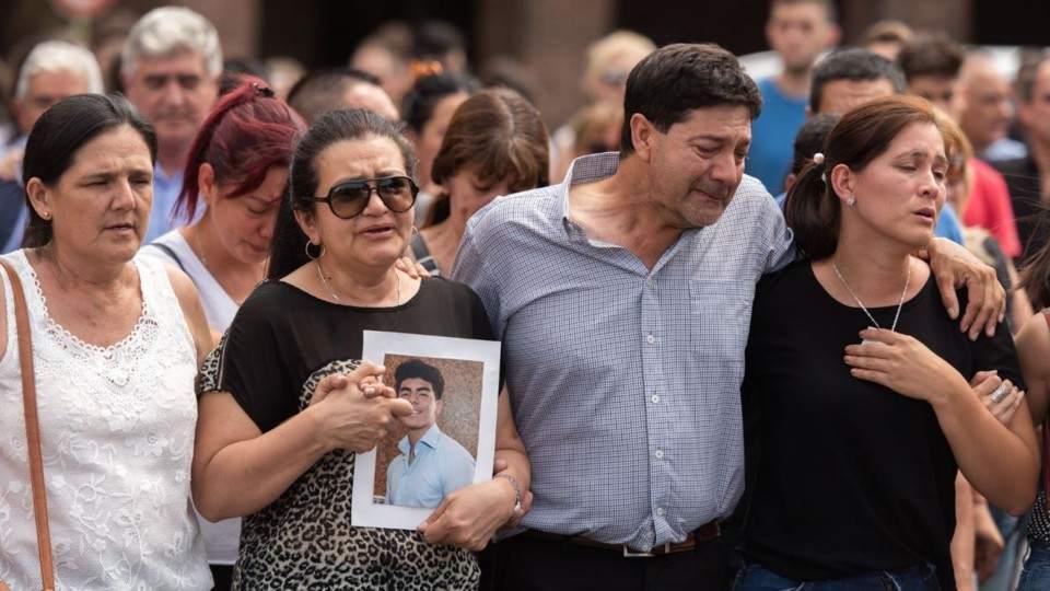 """El testimonio de una testigo del crimen de Fernando Báez: """"Tenía la cara desfigurada y nadie hacía nada"""""""