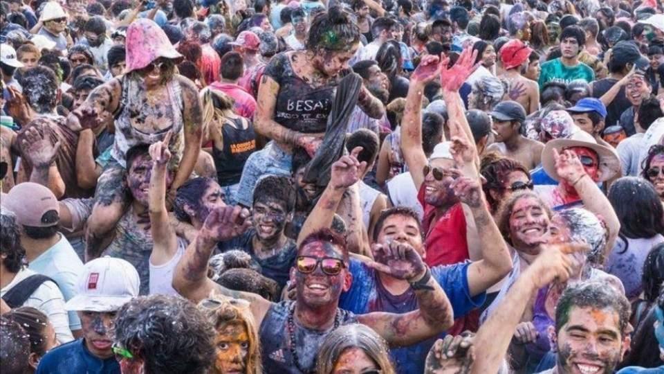 El diablo del carnaval ya anda suelto en Salta