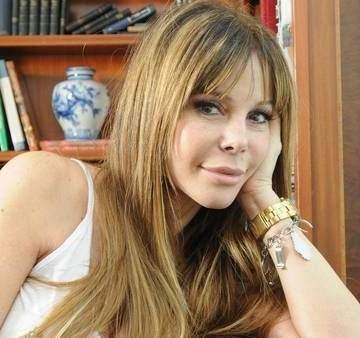Graciela Alfano Rememoró Algunos De Sus Desnudos Y Calentó Las Redes
