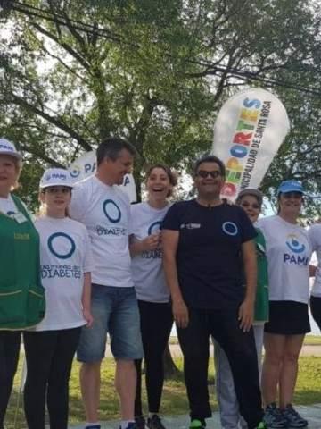 caminata del norte de 2020 para curar la diabetes