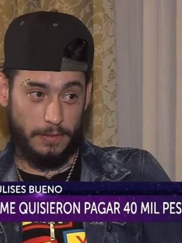 Ulises Bueno Confesó Que Le Ofrecieron 40 Mil Pesos Para