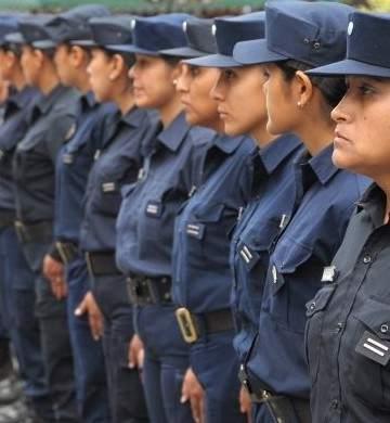 Mujeres Policías Se Niegan A Reprimir Marchas Feministas