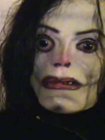 Rumbos El Escalofriante Video Viral Inspirado En Michael