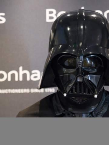 Subastan Un Traje De Darth Vader Que Costaria 2 Millones De Dolares