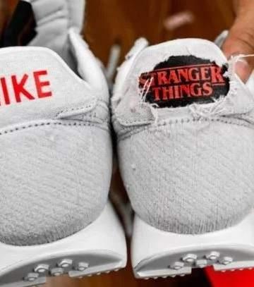 Nike lanzó zapatillas inspiradas en Stranger Things que