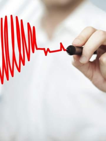 Diferencia entre tension arterial maxima y minima