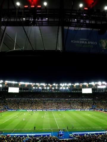 Resultado de imagen para El Maracaná será sede de la final única de la Copa Libertadores 2020