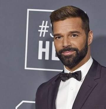 Cumpleanos Feliz Ricky Martin.Ricky Martin Anuncio Cuando Cantara En Argentina Via Pais