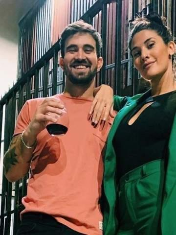 Rumbos Ivana Nadal Mostro A Su Novio En Instagram Y Lo Lleno De Halagos Lo Bueno Que Esta