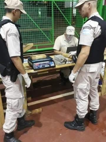 Puerto Libertad: Prefectura Naval incautó un cargamento millonario ...