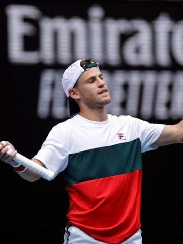 Se Termino La Ilusion Diego Schwartzman Perdio Ante Djokovic En El Abierto De Australia Via Pais