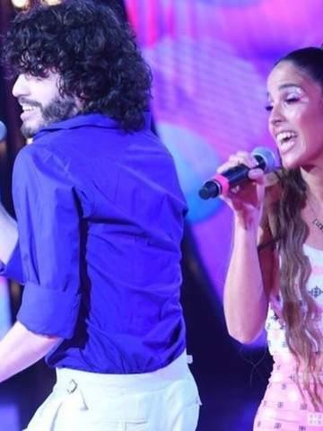 Cantando 2020 El Publico Salvo A Lizardo Ponce Y Cande Molfese Y Fede Salles Fueron Eliminados Via Pais